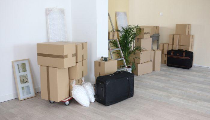 Verhuizen Met De Hulp Van Woningontruimers